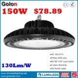 400W 금속 할로겐 램프 LED 보충 130lm/W는 점화 160 와트 150W LED 테니스 코트 방수 처리한다