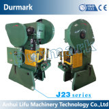J23-40t 관통되는 금속 구멍 각인 기계 관통되는 금속