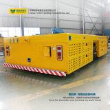 モーターを備えられる金属企業の使用転送のトロリーが付いている手段を扱う