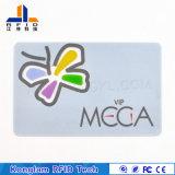 Подгонянная карточка PVC термально слоения франтовская RFID для визитной карточки