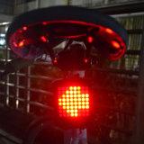 Affichage Cool Graphics Télécommande sans fil Direction Laser Parallel Line Lampe arrière