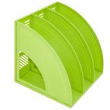 Lowcarbon e ambientais de matérias-primas 100% Rack Arquivo coloridos de plástico