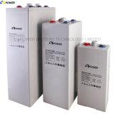 Bateria tubular profunda do gel das baterias 2V 3000ah de Opzv do ciclo de Shenzhen