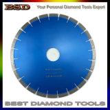 350x15mm Diamond cortando a lâmina da serra de disco de arenito de granito
