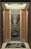 De Lift van de passagier met de Concrete Bouw van de Schacht
