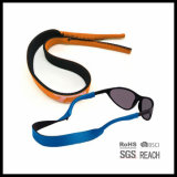 Eyewearの保持器はSunglassのホールダーストラップの締縄を遊ばす