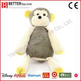 아이를 위한 새로운 채워진 연약한 동물성 견면 벨벳 원숭이 장난감