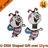 최신 주문 선물 PVC 기관 또는 동물 또는 곤충 USB 섬광 드라이브 (YT-6667)