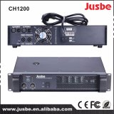 CH1200専門の音声1200WのカラオケPAシステム電力増幅器