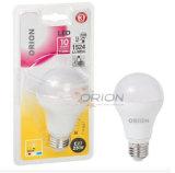 Luz de economia de energia Três peças 12W E27 LED Bulb SKD