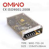 110V bloc d'alimentation 75W 15V 5A (WXE-75S-15) de C.C