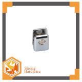 Facile installer le satin en alliage de zinc/séries en verre polonaises de bride
