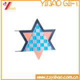 Cadeau fait sur commande de souvenir de médaillon en métal de qualité de logo (YB-HD-140)
