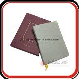 Tissu d'emballage cadeau de promotion chiffon Moleskine portable /capot