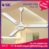 56 pulgadas nuevo ventilador de techo eléctrico con apariencia agradable