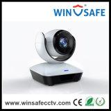 Câmera de vídeo do auditório digital e câmera de conferência com controlador