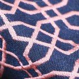Tela de la contradanza de la manera del telar jacquar del algodón del poliester nueva