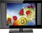 17/19 pouce de TV de couleur sèche Bestselling TV de l'affichage à cristaux liquides DEL