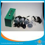 6PCS LED Lampen-Solarbeleuchtung-Installationssätze (SZYL-SLK-6020)