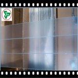 Glace en verre en verre d'auvent/guichet/construction