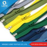 고품질 다채로운 a/L 의 C/E 의복 나일론 지퍼