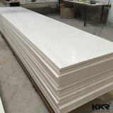 Surface solide acrylique modifiée diverse par pierre de couleurs de Shenzhen artificielle