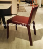 Cadeira de madeira da tela da sala de jantar Home de Tika Furnitur (C-59)