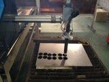 Cortador portátil do plasma da máquina de estaca do plasma do CNC