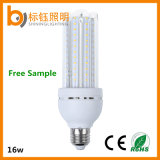 에너지 절약 빛 AC85-265V 실내 점화 SMD2835 E27 4u 16W LED 옥수수 램프