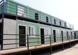 Maisons modulaires bon marché préfabriquées de conteneur à vendre