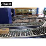 Hairise automatisierte Schwerkraft motorisierte Riemen-Rollen-Förderanlage