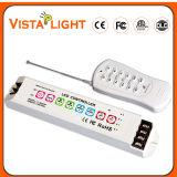 100m de distância do controle remoto do Controlador de LED RGB