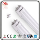 SMD2835 110lm / W ETL Dlc 4FT 18W T8 LED Tube