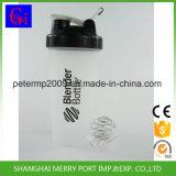 Bottiglia di plastica di forma fisica dell'agitatore di gioia di ginnastica per la polvere di nutrizione