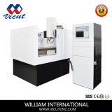 Máquina de CNC molde de metal de la máquina de grabado CNC Máquina cortadora de papel de tamaño pequeño VCT-M6050ATC
