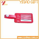 PVC荷物の札の熱い販売のカスタムロゴ