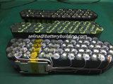 13s5p 48V Hailong Bateria de lítio Novo pacote de bateria Downlip Hl03 com interruptor e porta USB