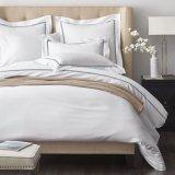 100%年の綿綿繻子のホテルのクラシックの寝具
