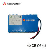 pack batterie rechargeable du lithium LiFePO4 de 24V 7000mAh 7ah 18650