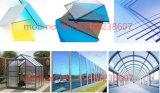 Espulsione acrilica del plexiglass del perspex dello strato dello strato di PMMA che fa macchina