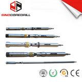 Double baril de faisceau Drilling d'Assemblée de baril de faisceau de câble (QG PQ de Bq nq)