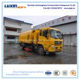 China-Hersteller-Besen-Kehrmaschine-LKW mit Vakuumabsaugung und Spray-System