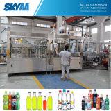 Automatische Sodawasser-Flaschenabfüllmaschine