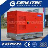 Elektrischer 50 Kilowatt-leiser Generator mit Cummins 4BTA3.9-G2
