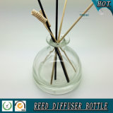 bouteille en verre du diffuseur 160ml tubulaire