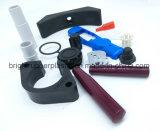 Bouton en plastique à injection personnalisée pour tordre