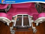 Chaise d'accouchement à la main-d'oeuvre obstétricale à main-d'oeuvre et aux soins hospitaliers (GT-OG801)
