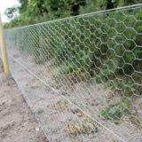 Red de alambre hexagonal para cercas de granja