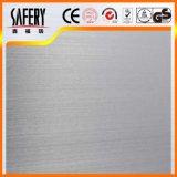 La norma ASTM A240 321 Hoja de acero inoxidable precio por Kg.