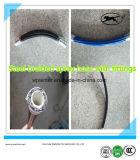 工学機械装置の管のための平らな螺線形の外装